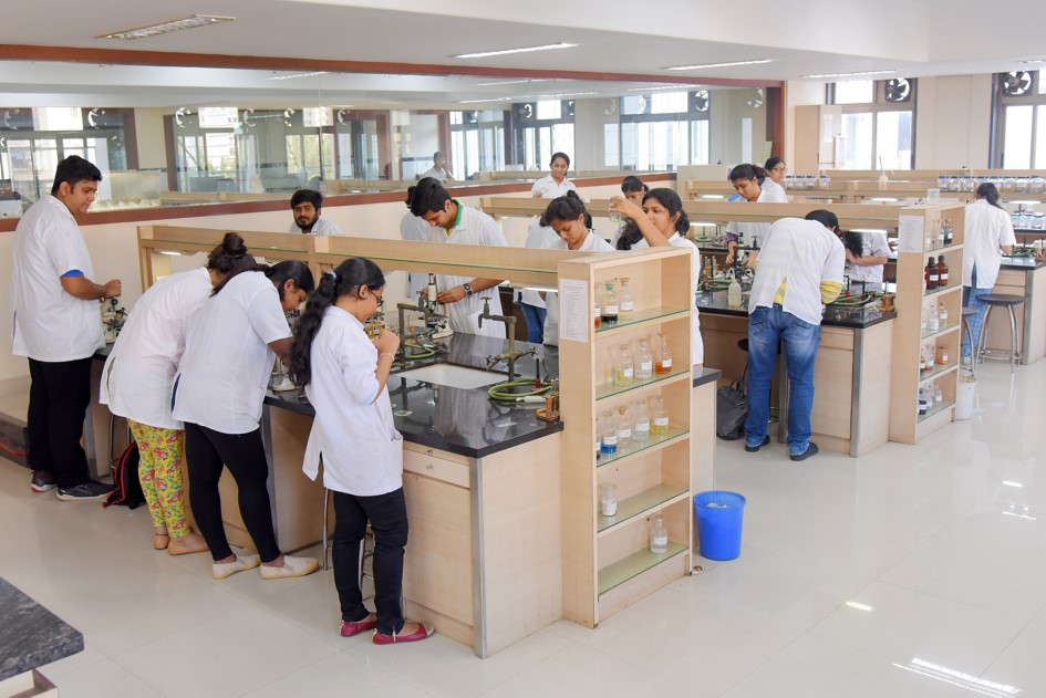 Lab 2 students